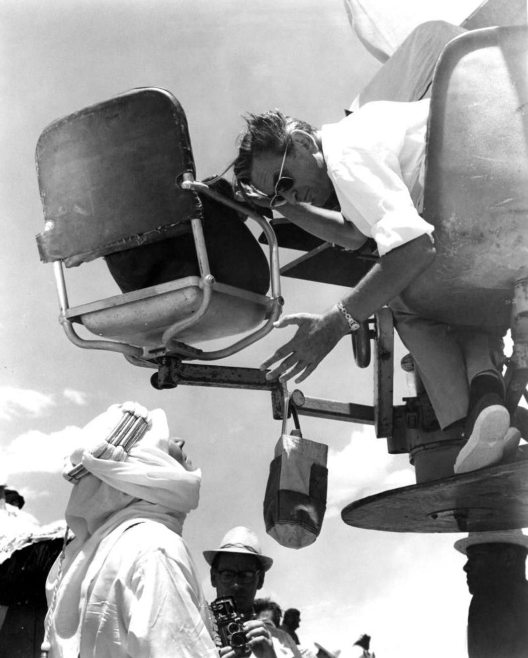 Lawrence Of Arabia David Lean: 'Lawrence Of Arabia' Is A Glorious 4-hour Piece Of
