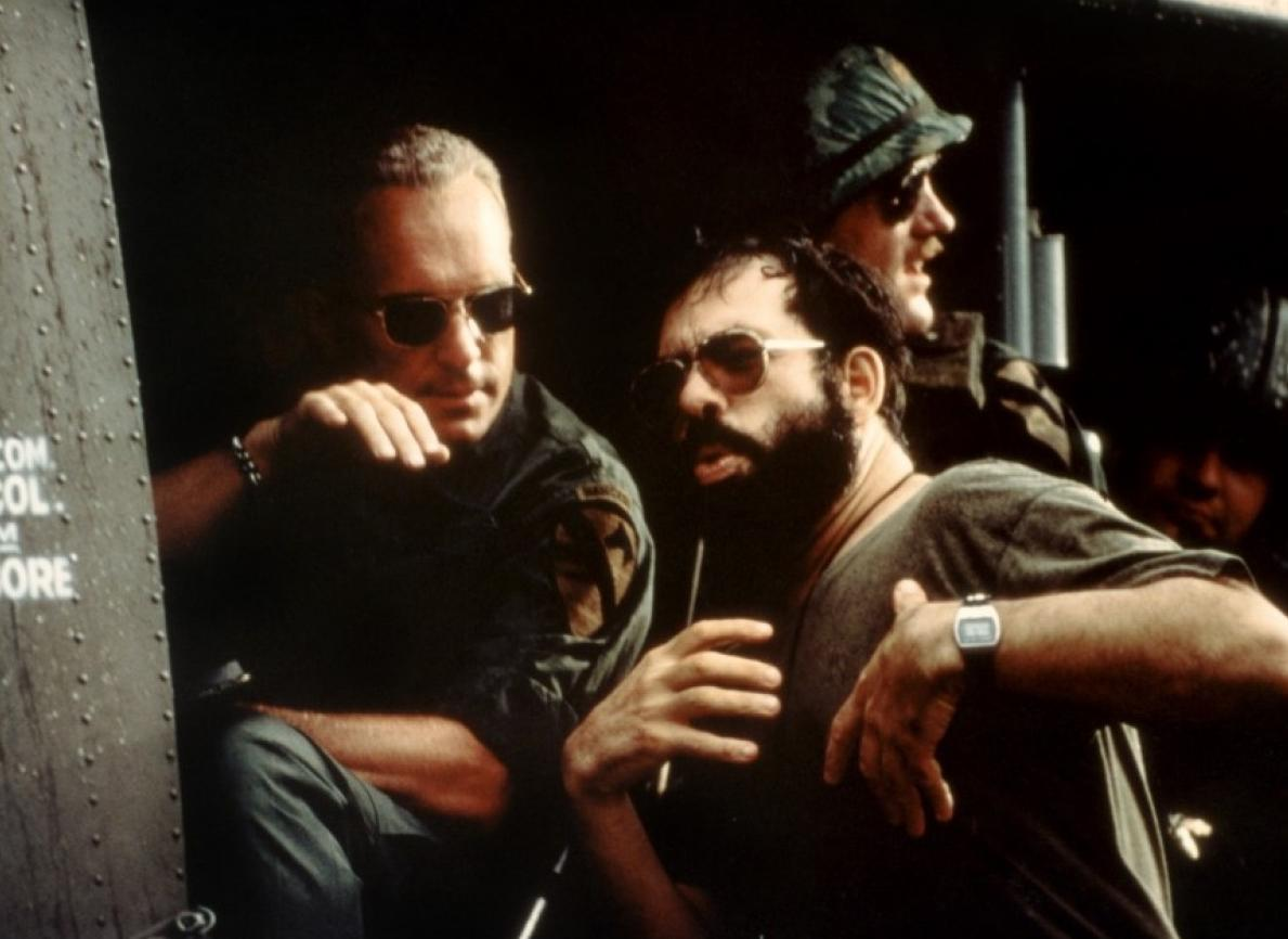 Francis Ford Coppola's 'Apocalypse Now' must be the key lecture in