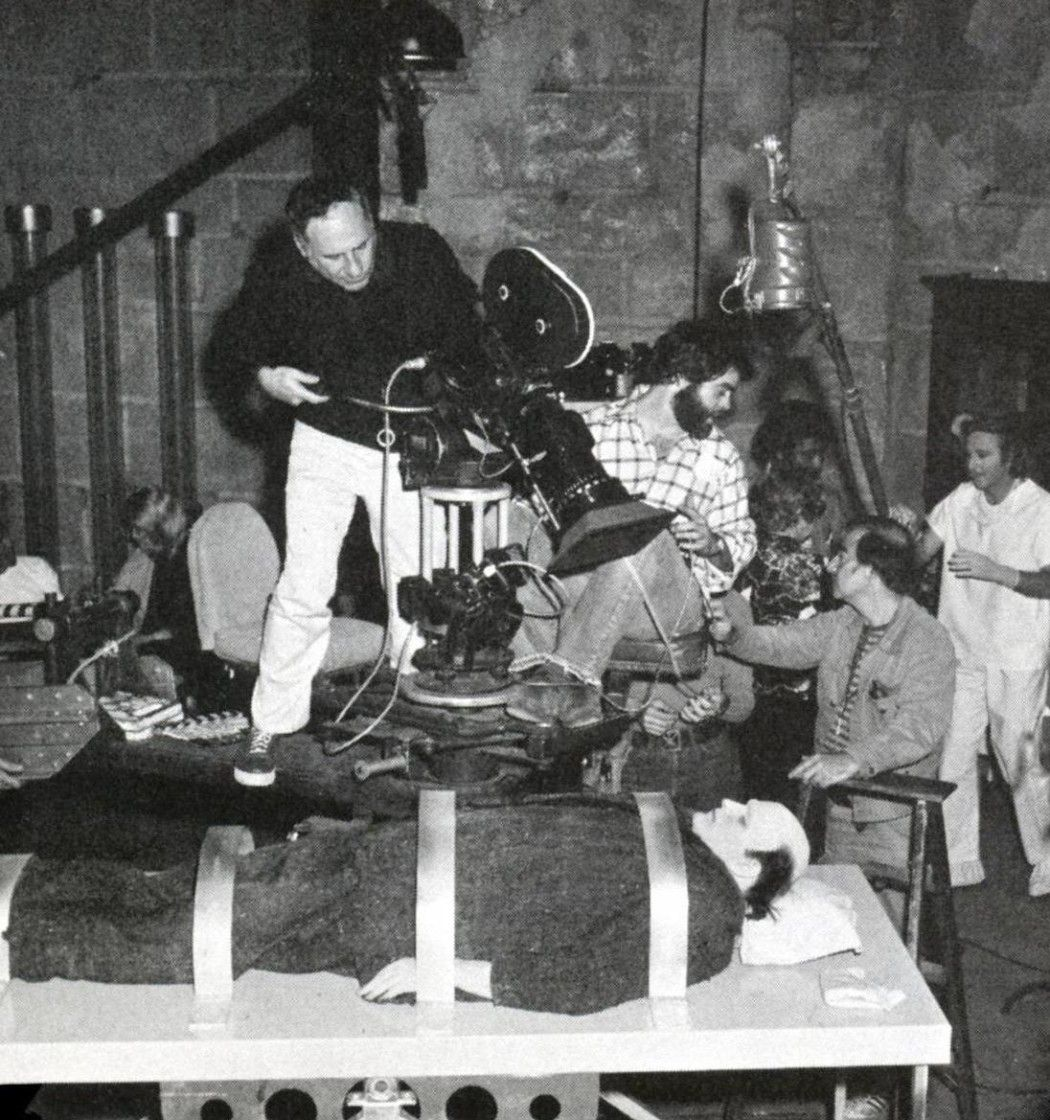 Young Frankenstein Comedy Master Mel Brooks At The Peak Of His