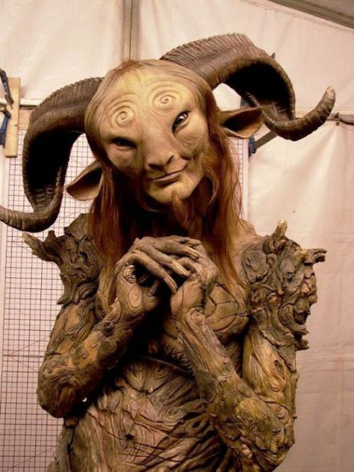 'Pan's Labyrinth': A Richly Imagined, Dreamlike Voyage of ...