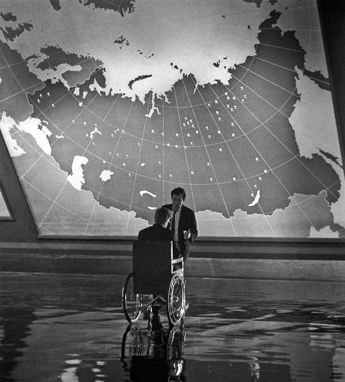 Stanley Kubrick's 'Dr. Strangelove': The Sharpest, Most Cautioning, Hilarious Political Satire
