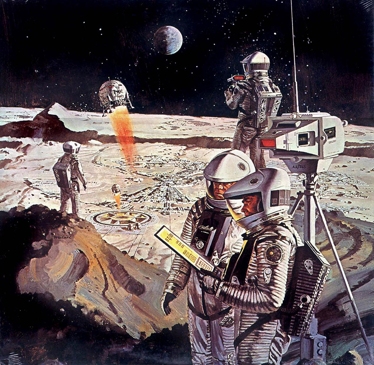 2001 A Space Odyssey Kubrick S Pioneering Achievement As One Of
