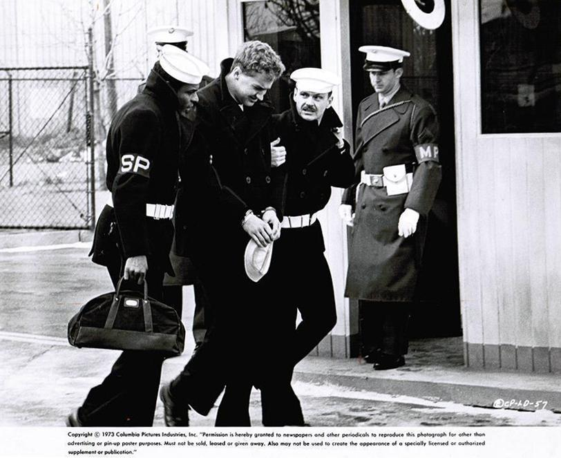 The Last Detail >> The Last Detail Hal Ashby And Robert Towne S Slice Of The