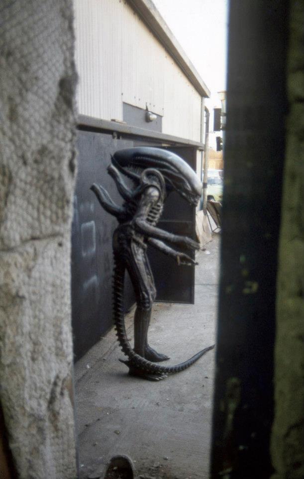 Ridley Scott's Masterpiece 'Alien': Nothing Is as Terrifying
