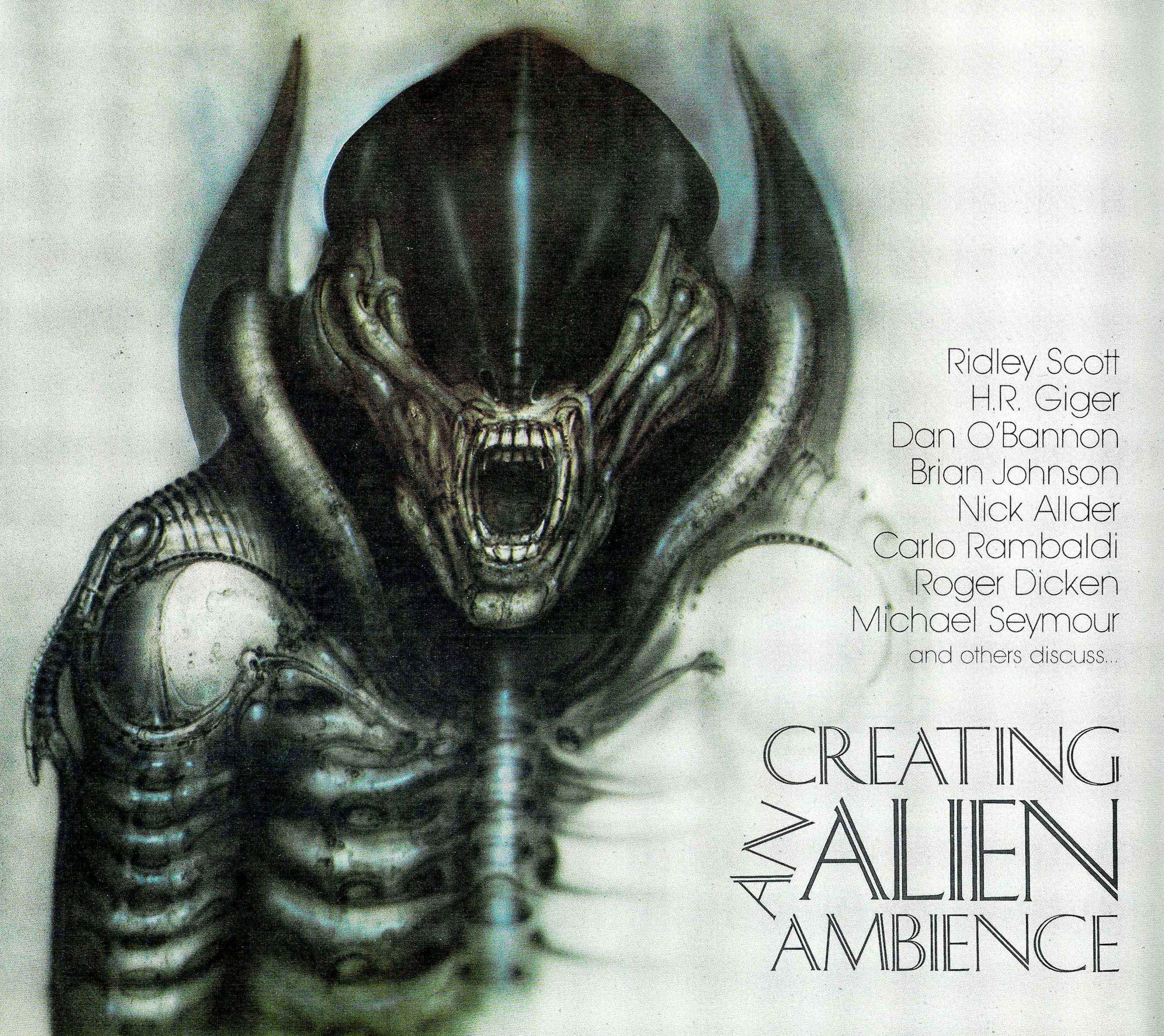 Ridley Scott's Masterpiece 'Alien': Nothing Is as Terrifying