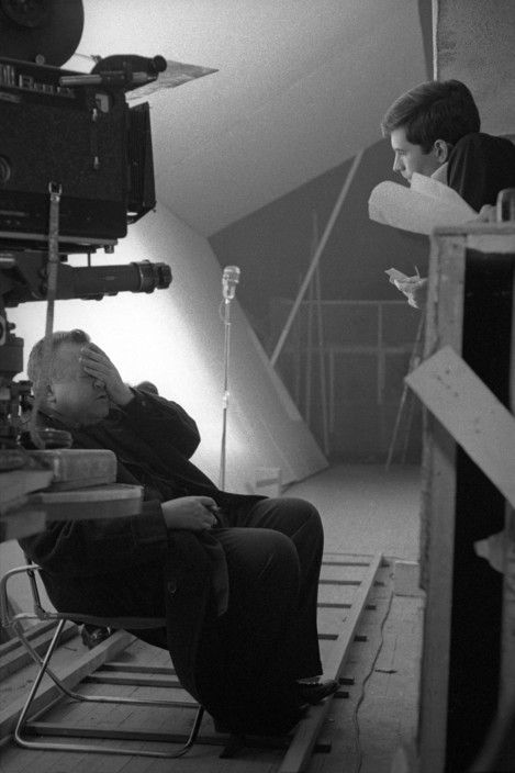 The Trial': Orson Welles' Exhibition of Paranoia