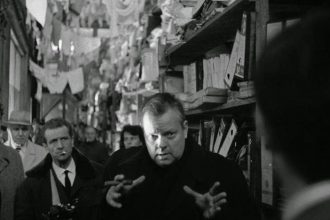 """""""Say what you will,"""" Welles said, """"but The Trial is the best film I ever made... I have never been so happy as when I made this film."""" Photo by Nicolas Tikhomiroff"""