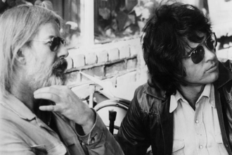 Hal Ashby had to cede much of his power to Warren Beatty, Shampoo's writer, producer, and star. Production still photographer: Peter Sorel © A Persky-Bright/Vista Feature, Columbia Pictures (Courtesy Photofest)