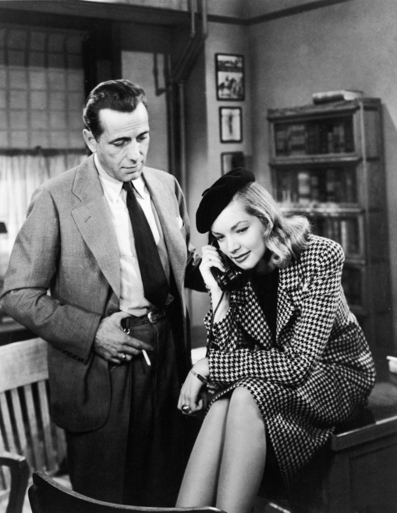 """the big sleep film noir Ansloan has formed a new company, gumshoe productions, and written a comic homage to the classic film noir movies of the 1940s and '50s, """"the big sleep of philip marlowe,"""" currently."""