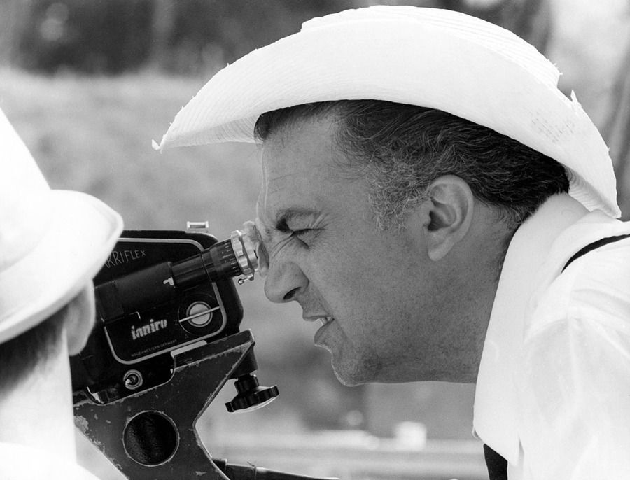 Image result for pictures of federico fellini