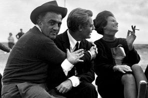 '8½': Federico Fellini's Daring, Self-Reflexive Masterpiece as a Most Intimate Exploration of Cinema