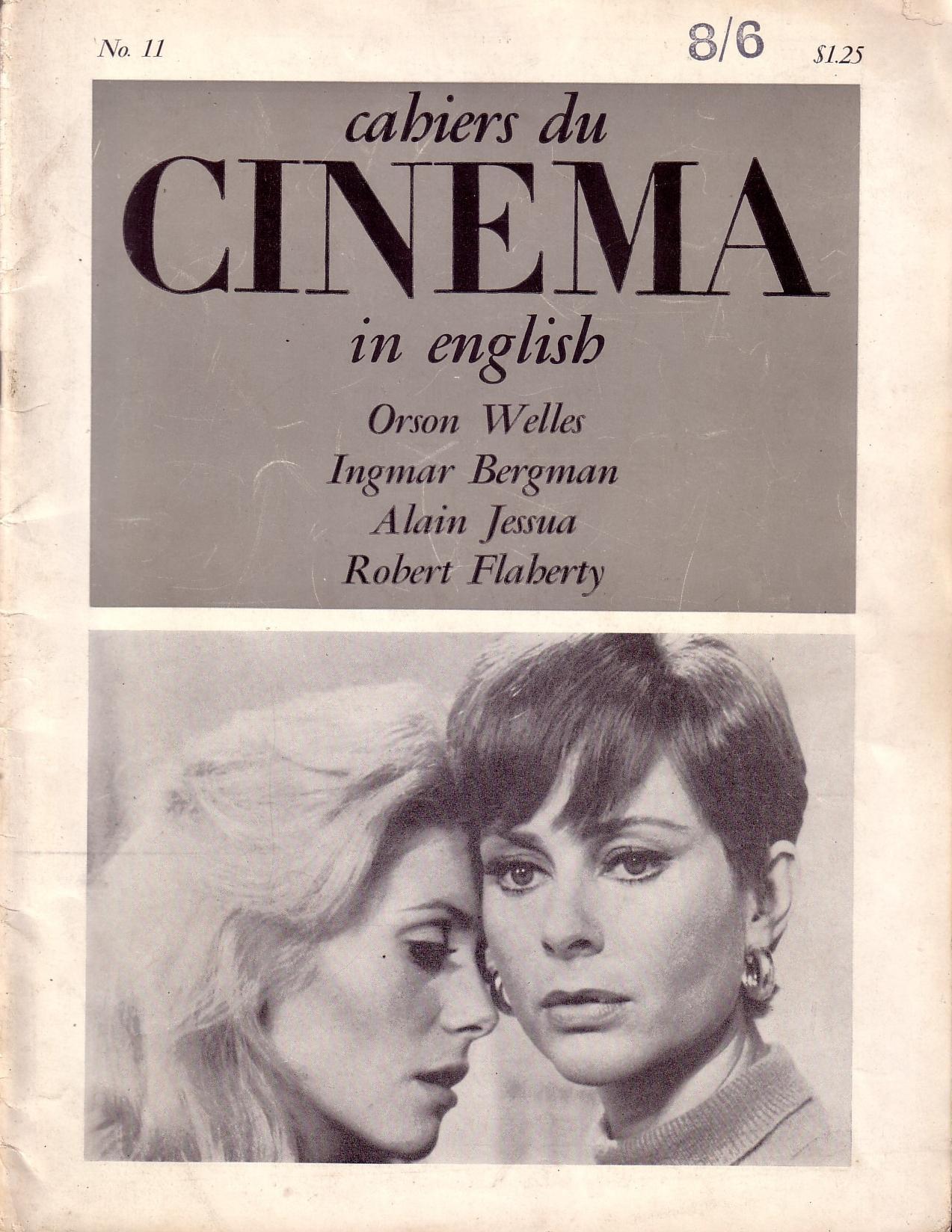Persona': Ingmar Bergman's Psychological Masterpiece as the