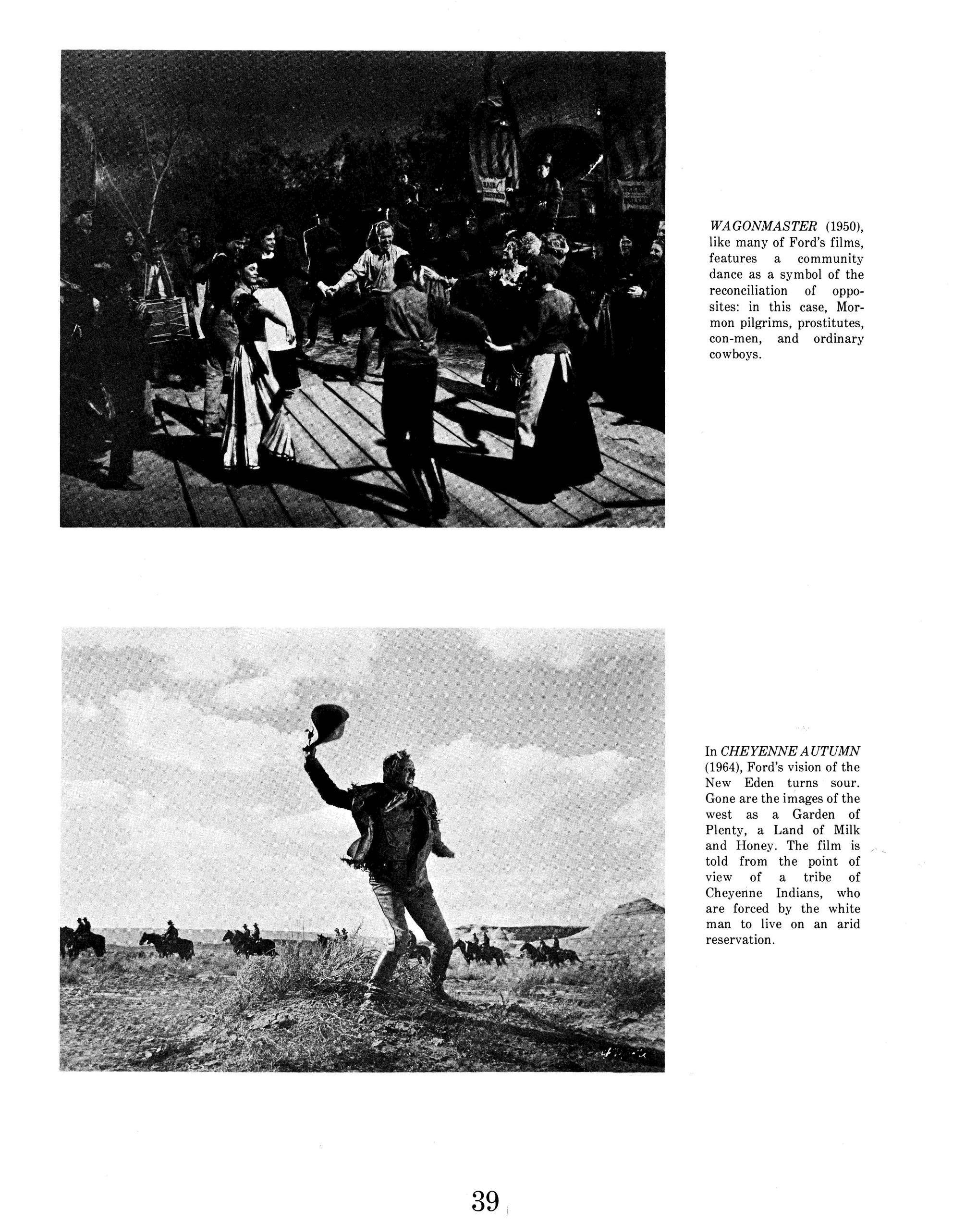 John ford the monumental visionary explored in a rare edition of martin scorsese on the searchers biocorpaavc Images