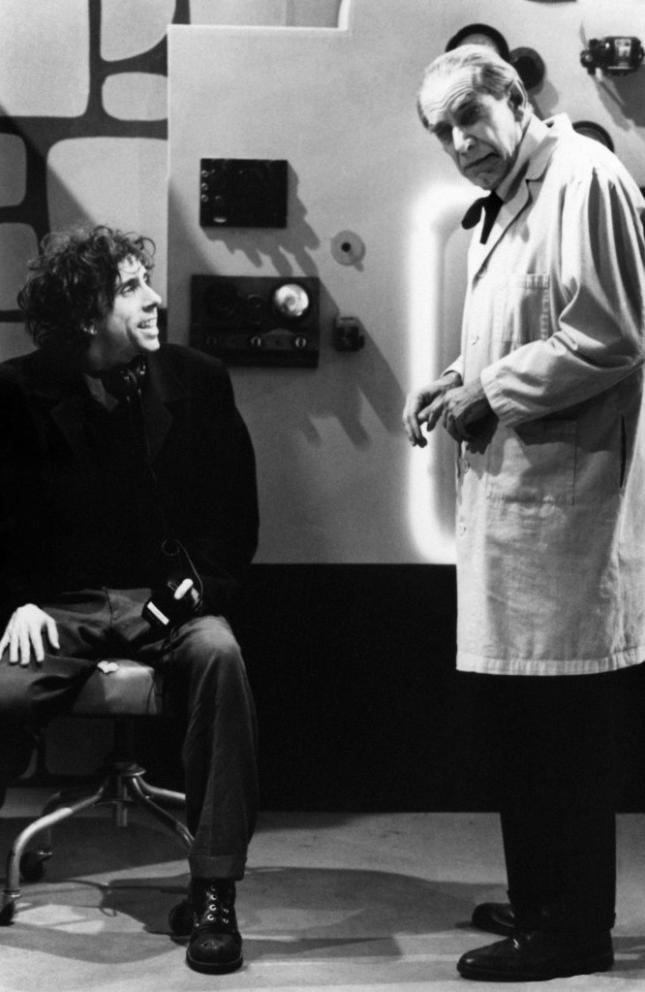 'Ed Wood': Tim Burton's Beautiful Ode to a Fascinating Filmmaker, From One Outsider to Another