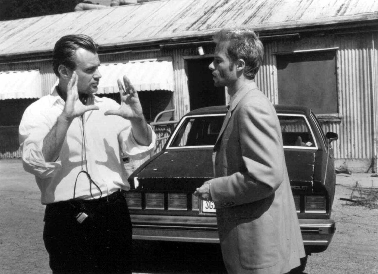 Lived All Our Best Times Left With the Worst: Christopher Nolan's 'Memento'