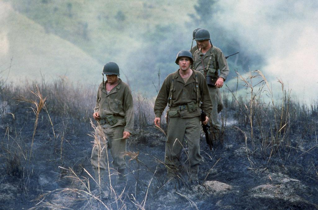 Terrence Malick's 'The Thin Red Line': The Traumatic and Poetic Journey into the Heart of Man