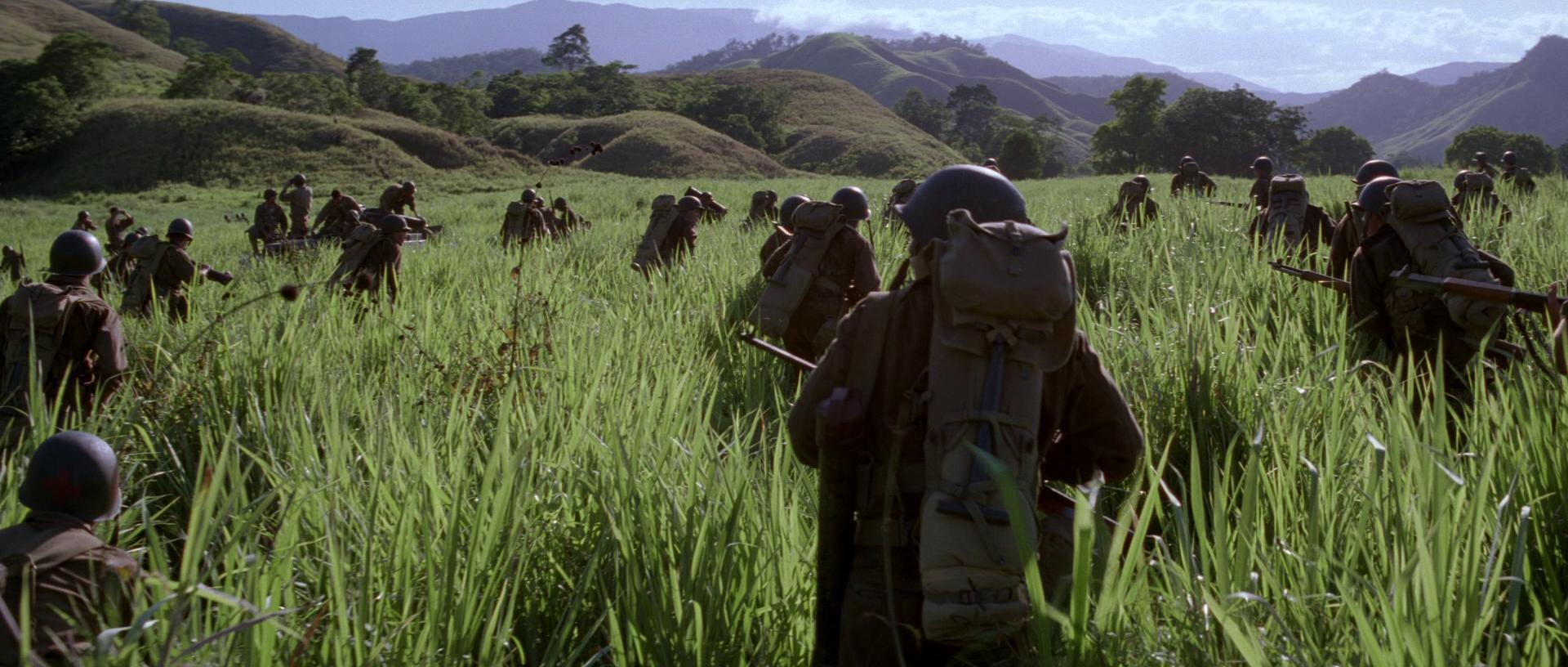 Terrence Malick's 'The Thin Red Line': The Traumatic and Poetic ...