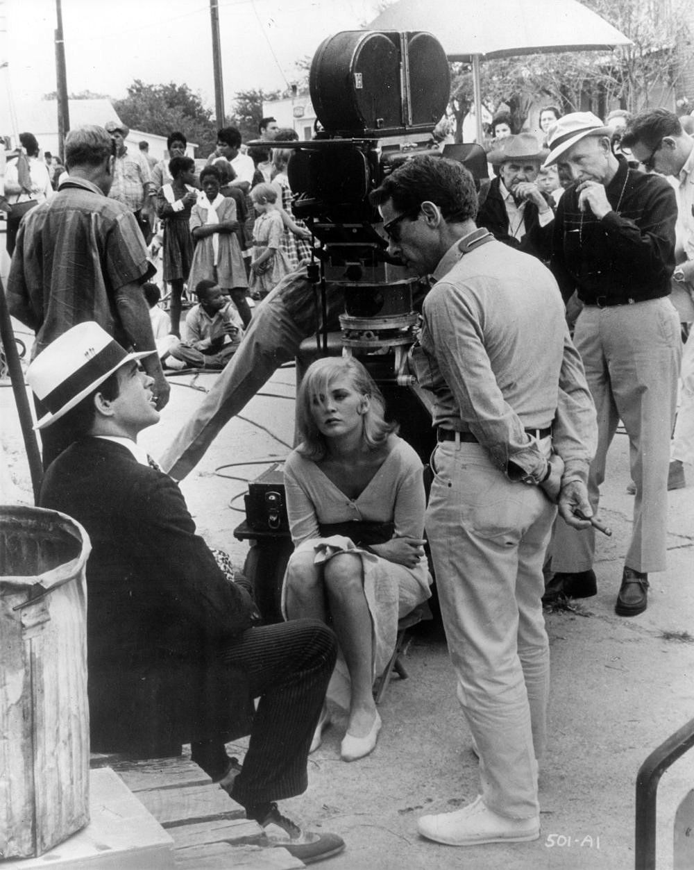 Bonnie and Clyde An Exquisite making Vision that Captured