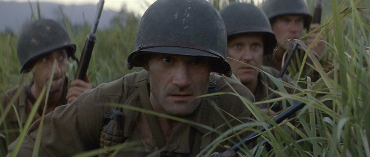 Universal Soldier? The Emersonian Combat Experience of Terrence Malick's 'The Thin Red Line'