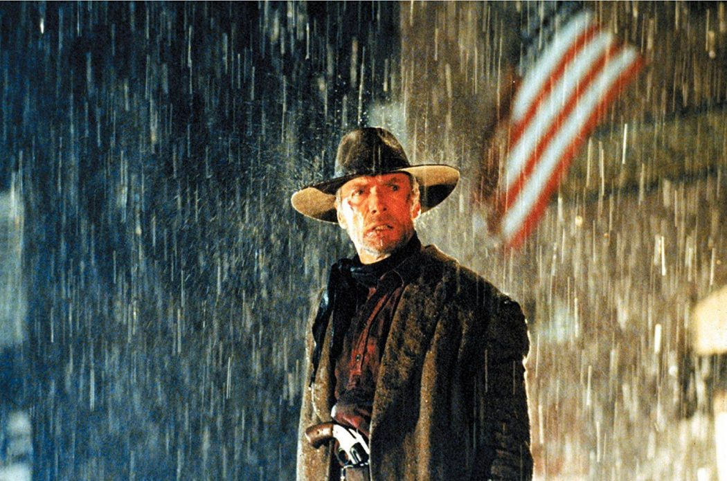 c098c97a828 Unforgiven': Clint Eastwood's Eulogy for the Man with No Name in His ...