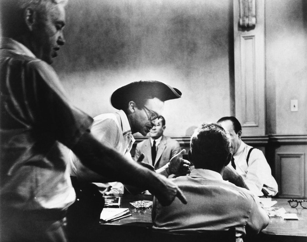 a comprehensive analysis of twelve angry men by reginald rose Need help with act 1 in reginald rose's twelve angry men check out our  revolutionary side-by-side summary and analysis.
