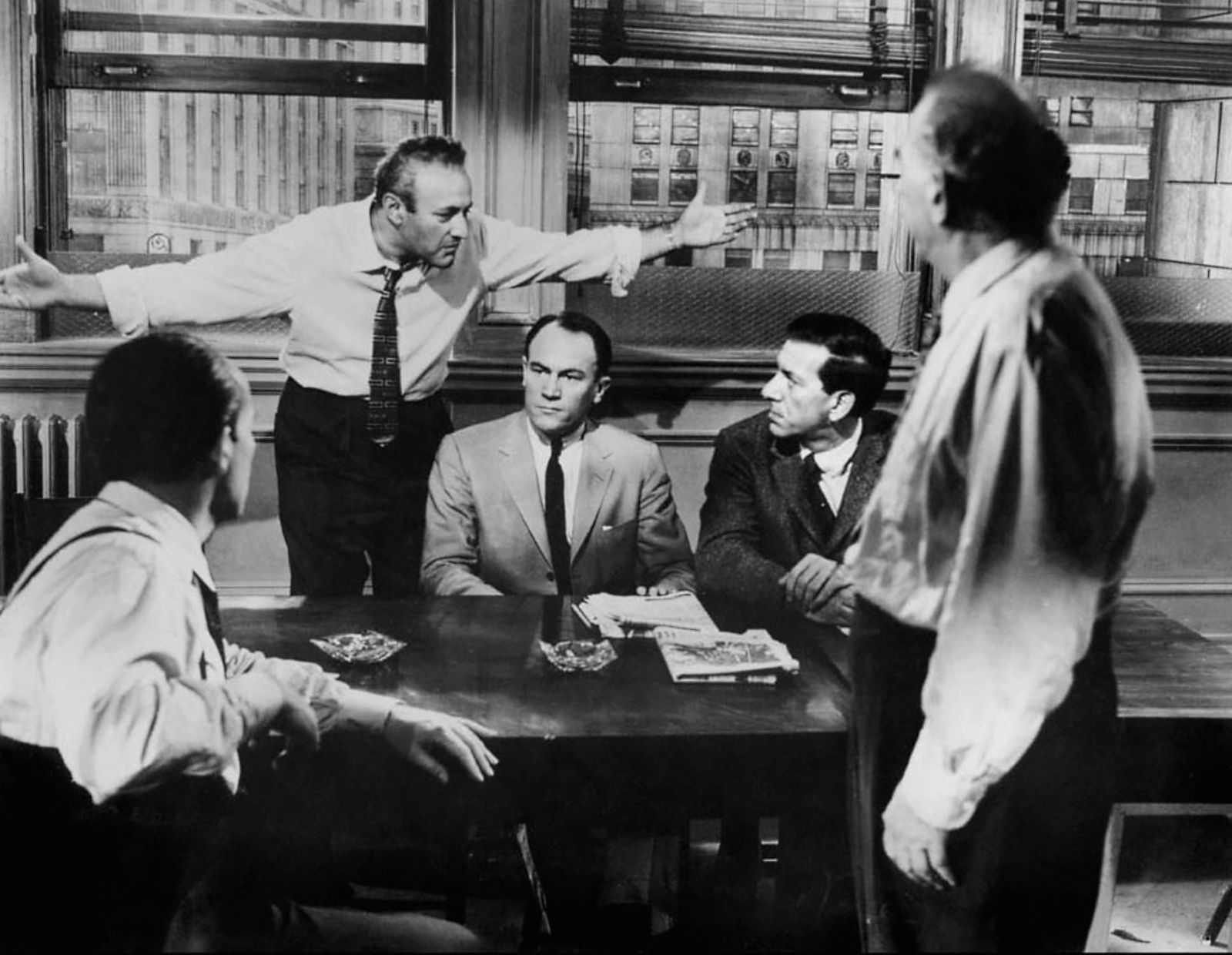 the different aspects of communication in twelve angry men a movie by sidney lumet Making movies by sidney lumet the veteran director of twelve angry men, the and post-production phases in the movie's life lumet gives many.