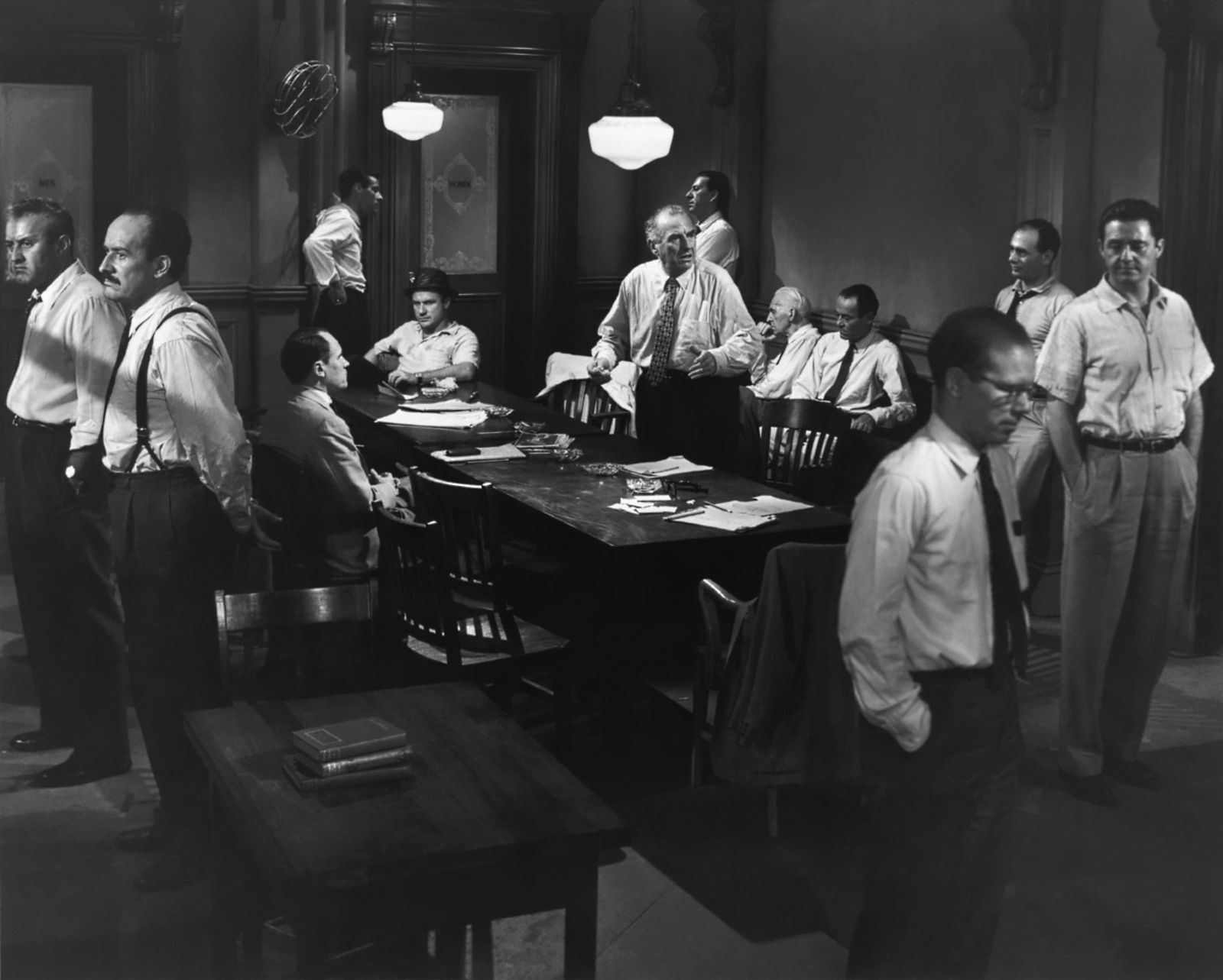the jury group in 12 angry men a movie by sydney lumet Watch 12 angry men, 12 angry men full free movie online hd the defense and the prosecution have rested and the jury is filing into the jury room by sidney lumet.