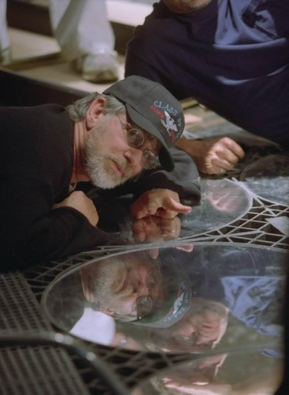 Minority Report': Steven Spielberg's Proof that You Don't