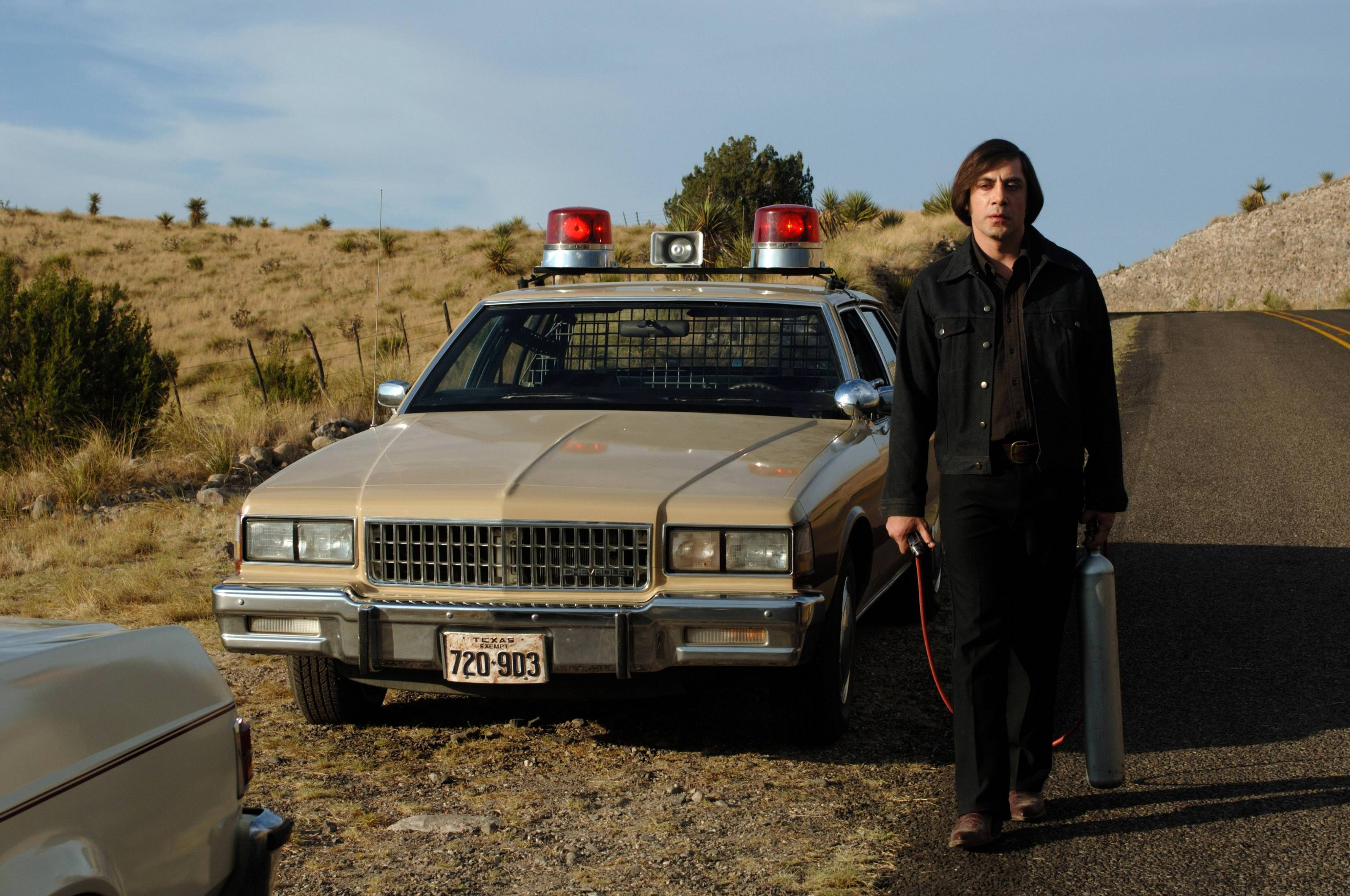 'No Country For Old Men': The Coen Brothers And Cormac