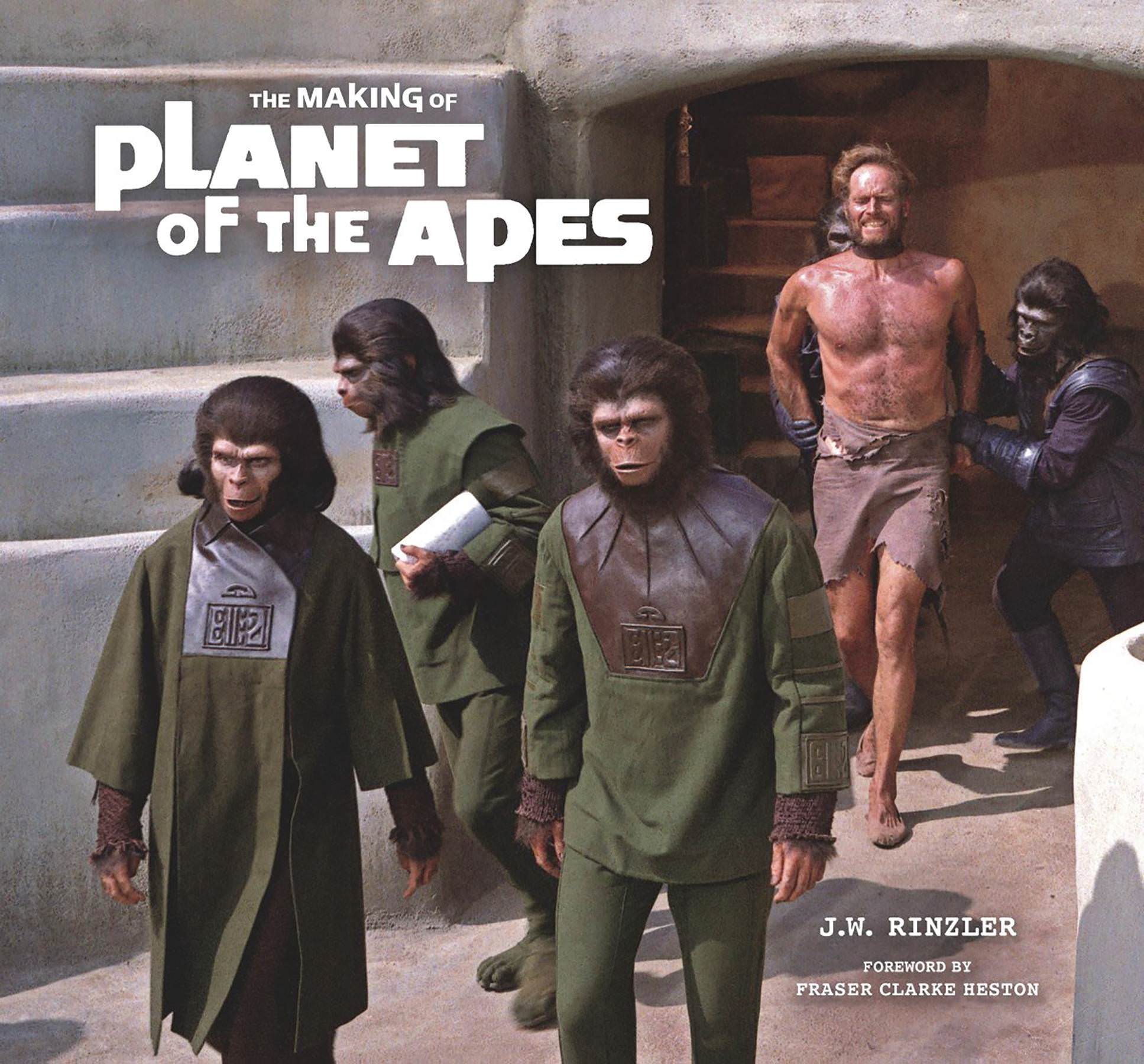 Beware the Beast Man, For He Is the Devil's Pawn: Franklin J. Schaffner's 'Planet of the Apes'
