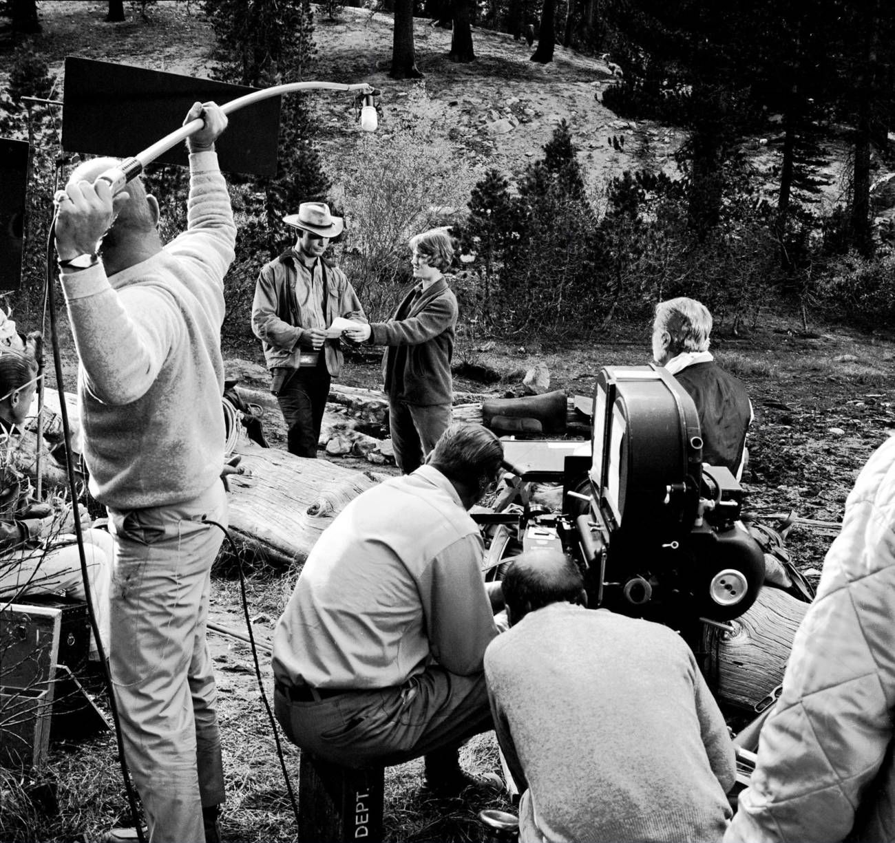 Ride the High Country': The Seed from which Peckinpah's