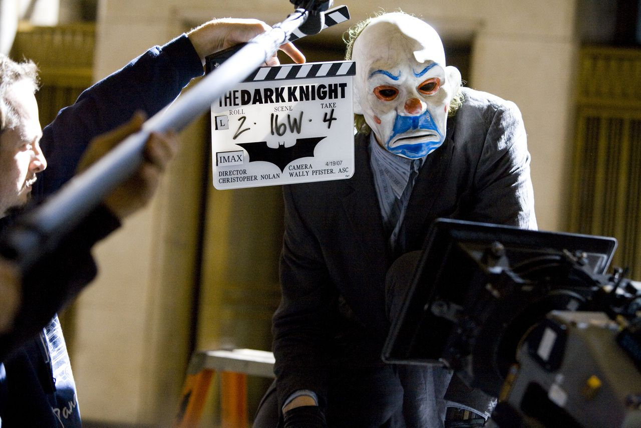 An Agency of Chaos: Christopher Nolan's 'The Dark Knight