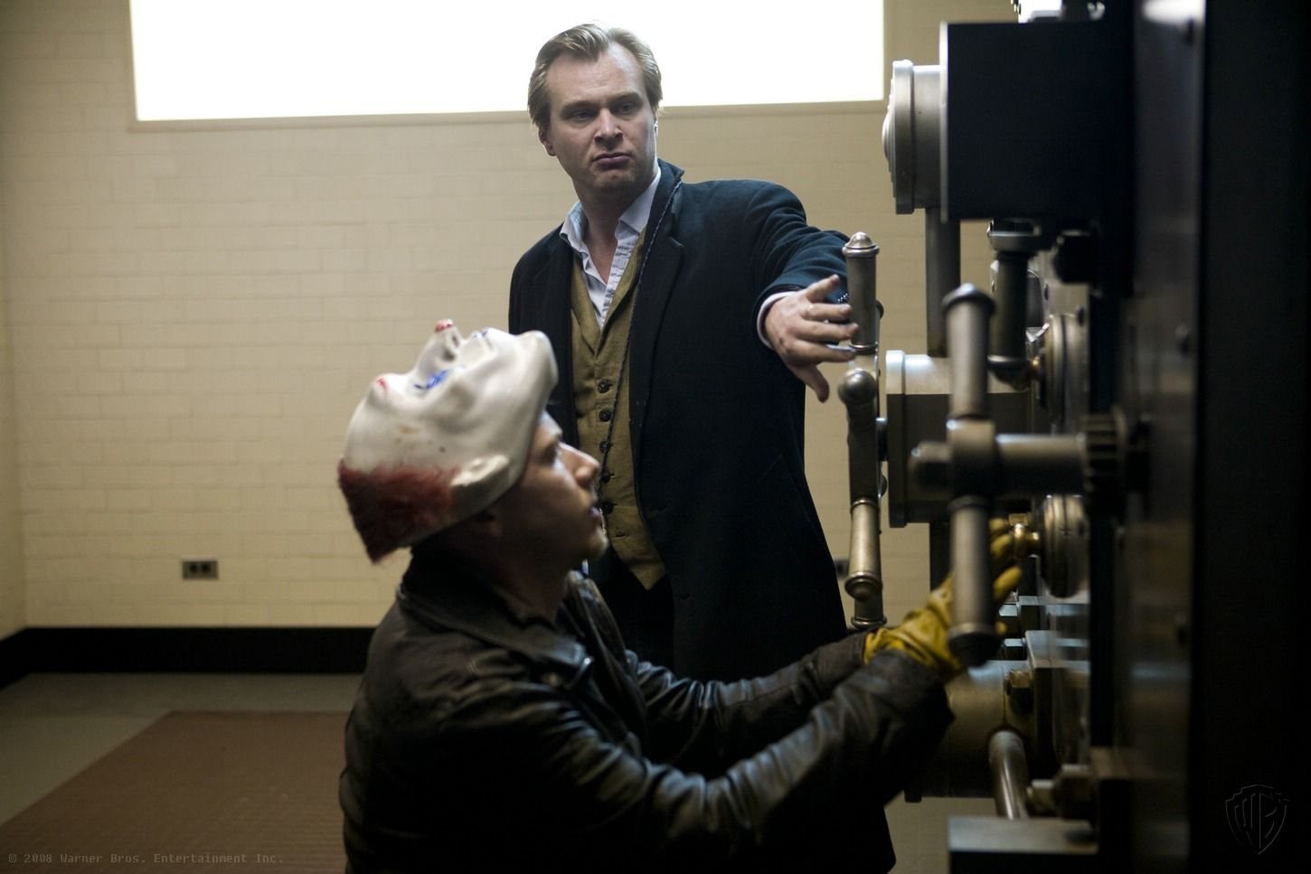An Agency of Chaos: Christopher Nolan's 'The Dark Knight'