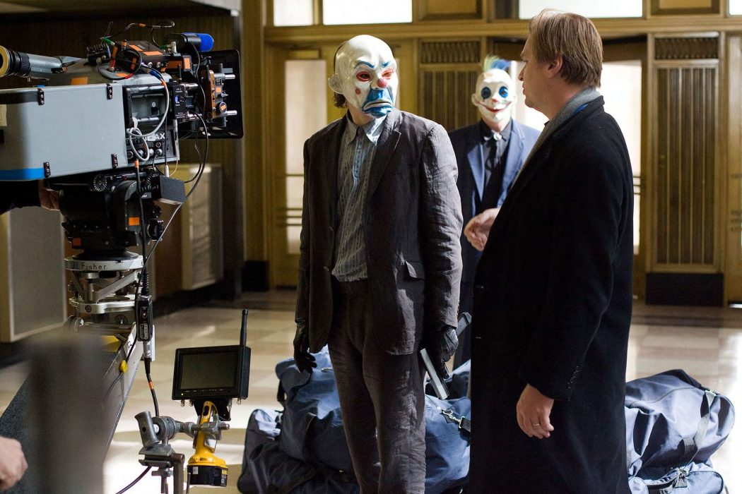 An Agency of Chaos: Christopher Nolan's 'The Dark Knight' • Cinephilia & Beyond