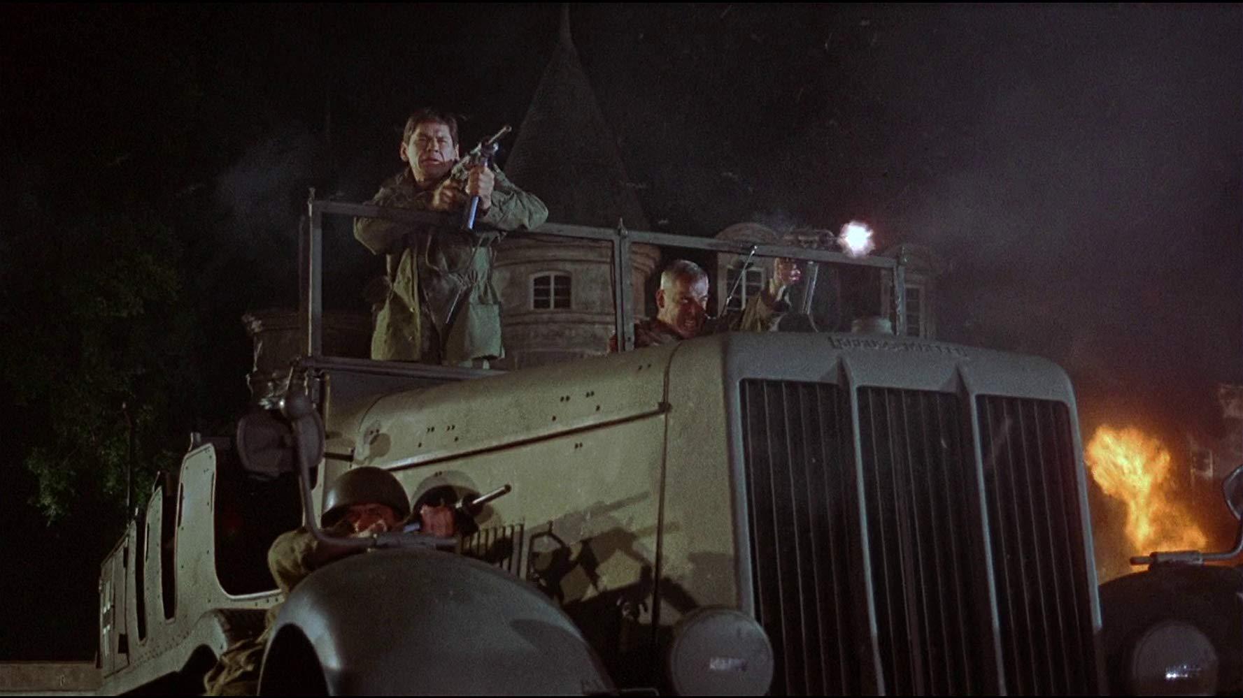 Slaughterhouse Twelve: Robert Aldrich's 'The Dirty Dozen