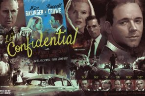 Noir Cut to Look of the Period, Not About the Period: The Sunny, Seedy '50's Underbelly of Curtis Hanson's 'L.A. Confidential'
