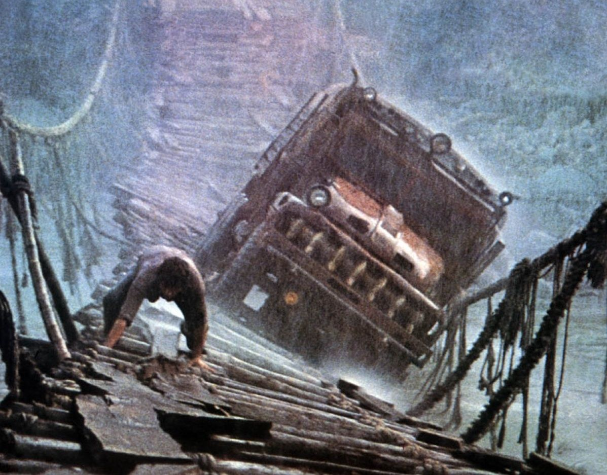 """""""No One Is Just Anything"""": In William Friedkin's 'Sorcerer', Four Reduced Men Must Gamble with Life to Give It Value"""