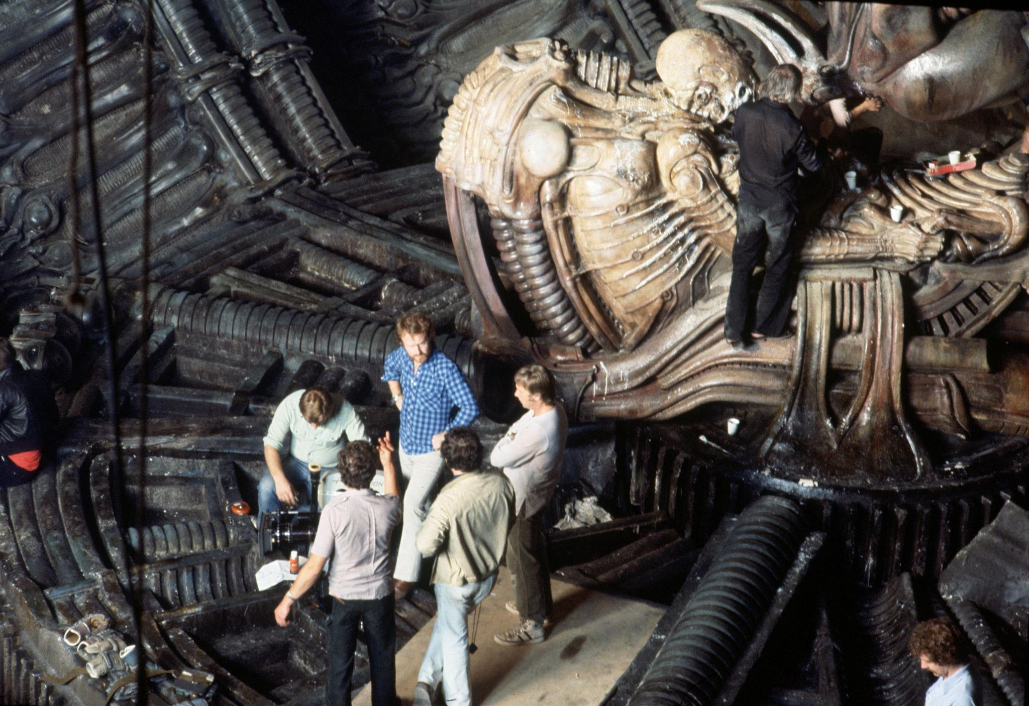 40 Years of Hurt, Face-Hugging Dreams of Breathing: Ridley Scott's 'Alien'