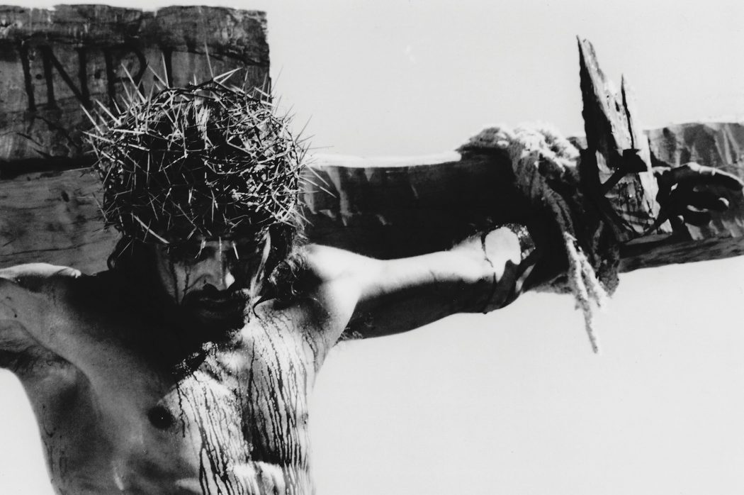 'The Last Temptation of Christ' As a Testament to and an Exploration of Scorsese's Own Faith