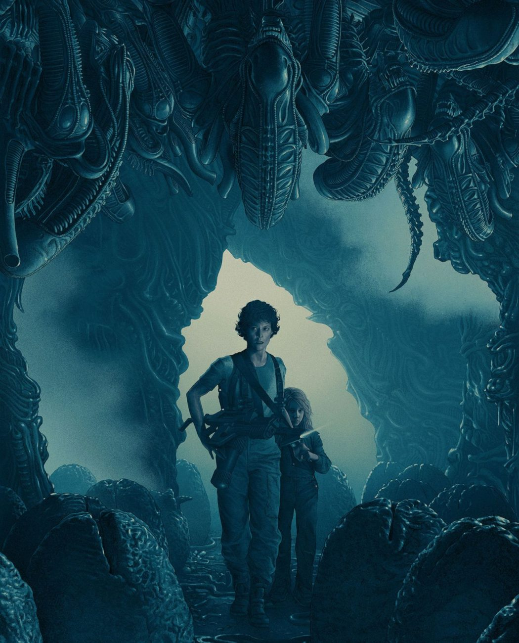 The Risk Always Lives: Words to Live by On the Set of James Cameron's 'Aliens'
