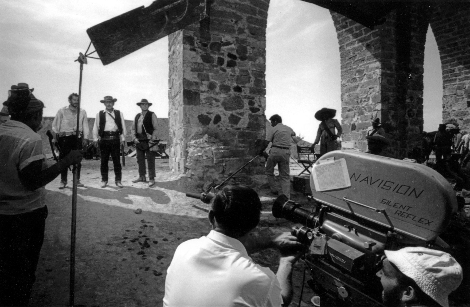 """""""It Ain't Like It Used to Be. But It'll Do:"""" How Sam Peckinpah's 'The Wild Bunch' Became Both a Eulogy for a Mythic Past and a Template for a New Kind of Action"""