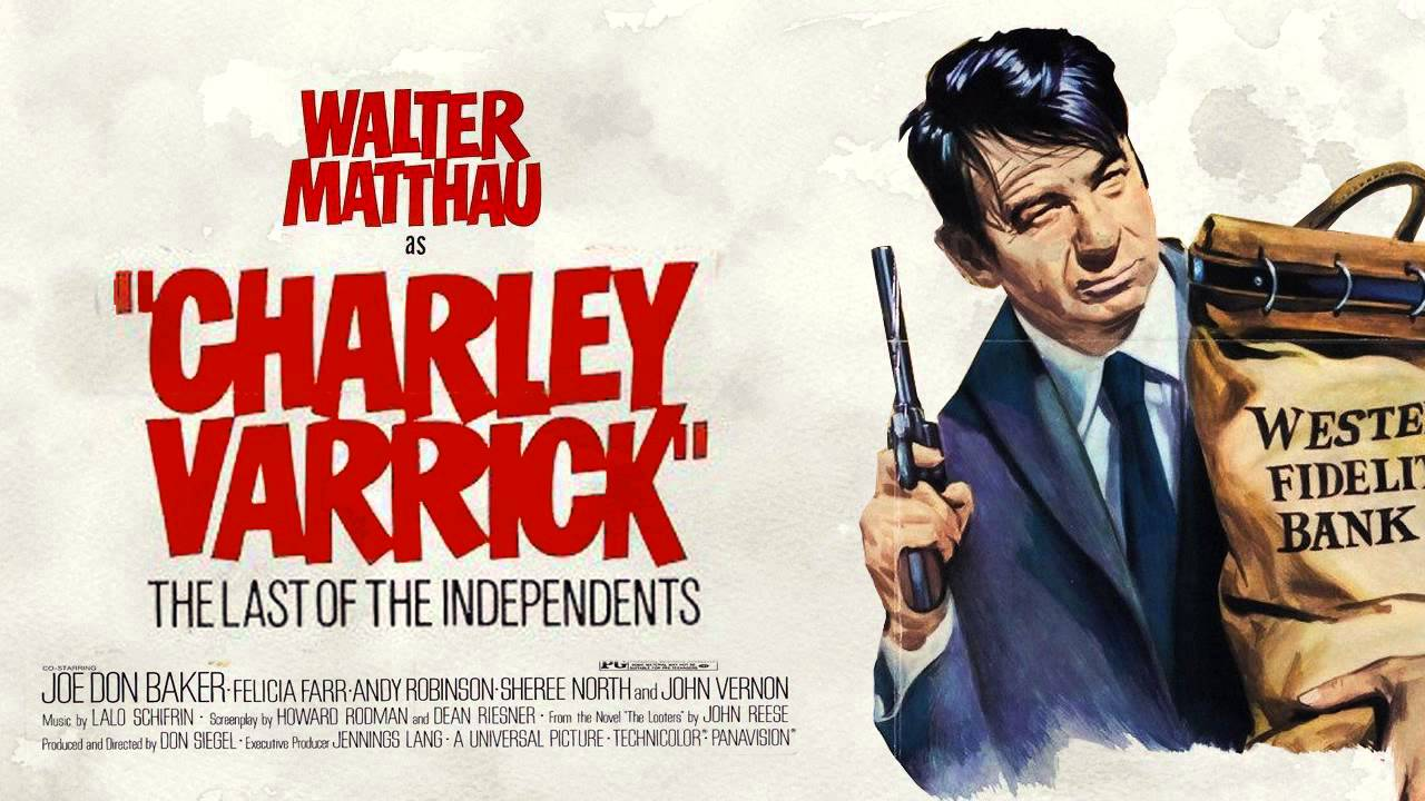 'Charley Varrick' (1973): Don Siegel's Masterclass in Seamless Storytelling